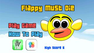 Flappy Must Die FPS screenshot 3
