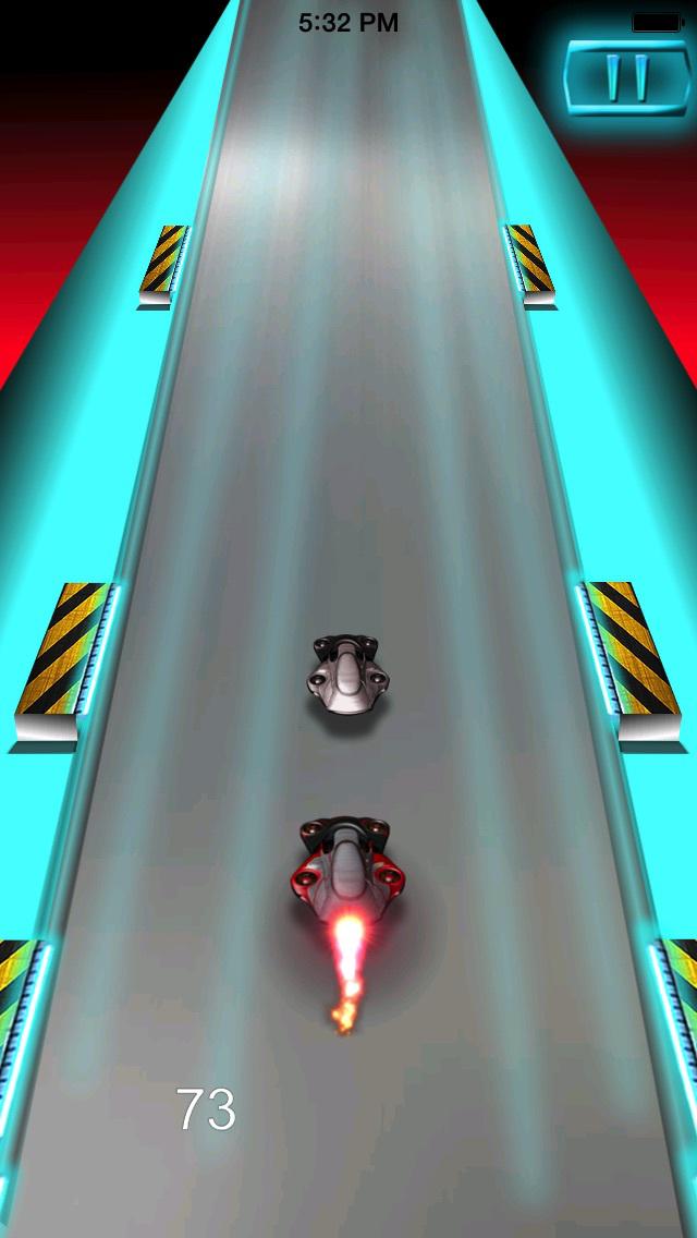 Nitro Speedway : Bad Blood In The Asphalt screenshot 1