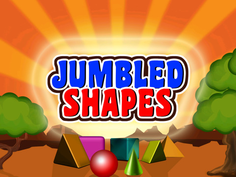 Jumbled Shapes screenshot 5
