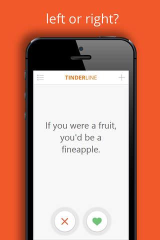 Tinderline - Pickup Lines for Tinder - náhled