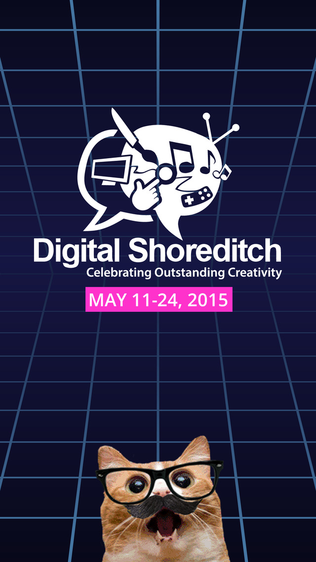 Digital Shoreditch screenshot 1
