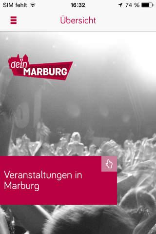 Dein Marburg - náhled