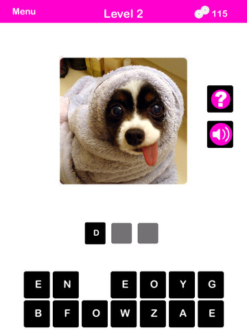 What's The Baby Animal? - The Cutest Animal Picture Word Trivia Game for EVERYONE! screenshot 7