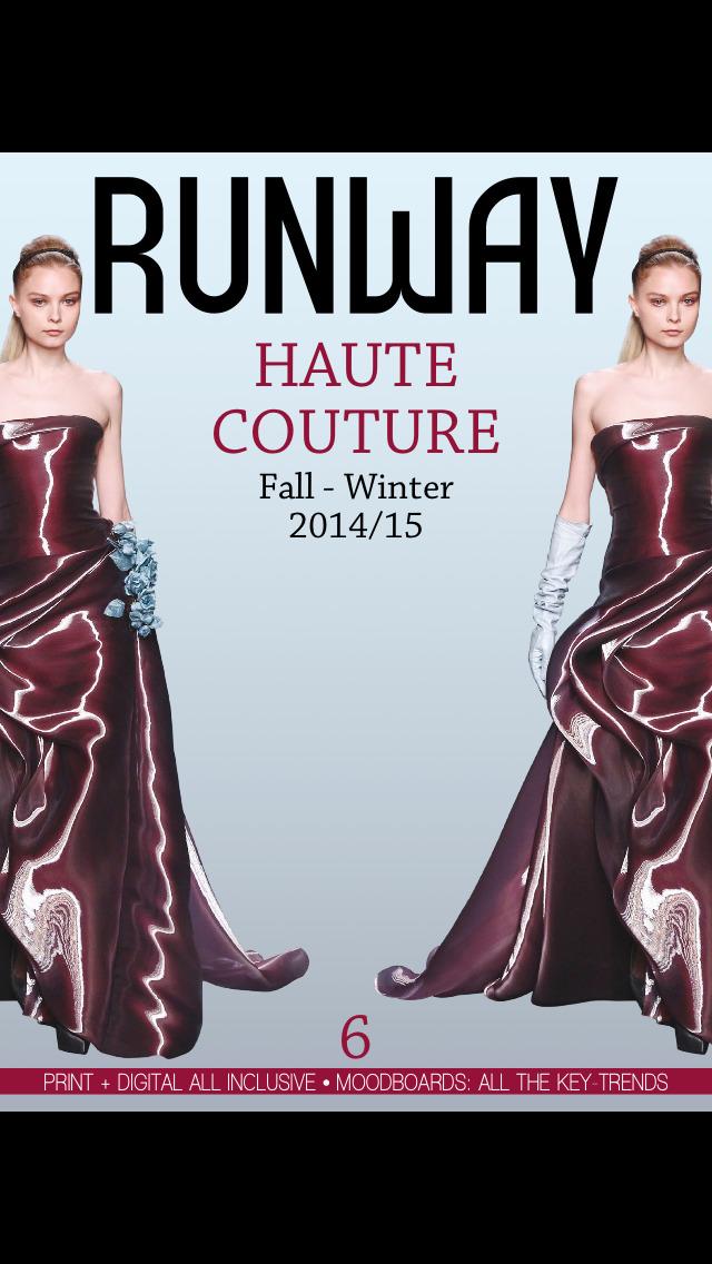 Close-Up Runway Haute Couture screenshot 1