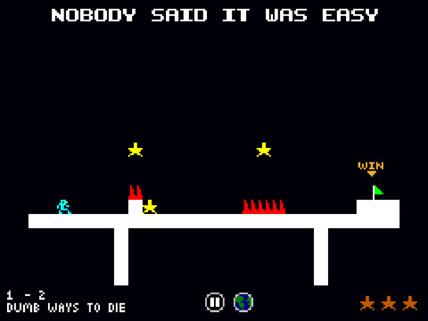 Nobody Said It Was Easy screenshot 6