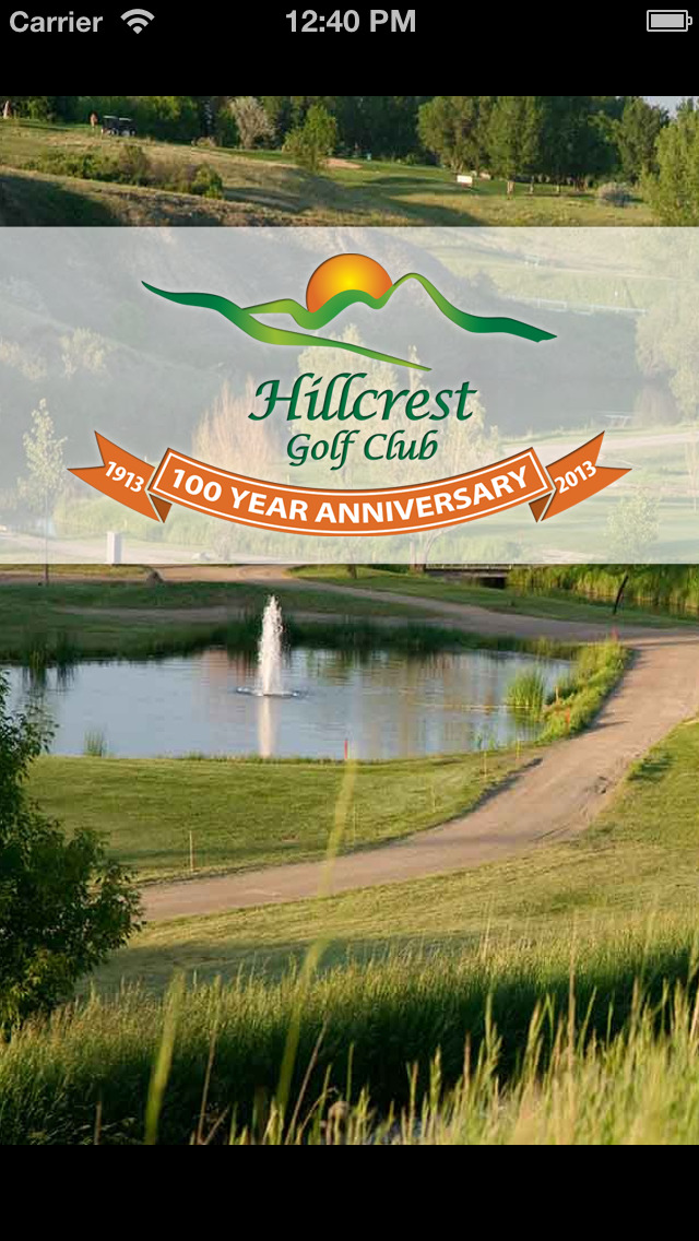 Hillcrest Golf Course screenshot 1