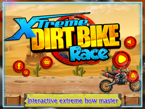 Xtreme Dirt Bike Race screenshot 6