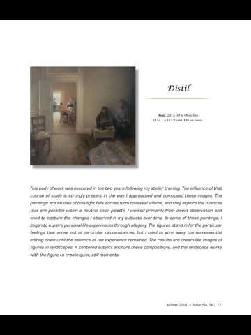 Still Point Arts Quarterly Mag screenshot 9