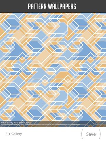 Pattern Wallpapers screenshot 8