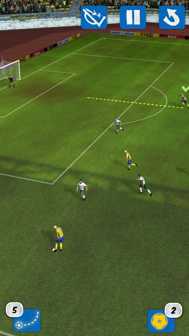 Score! World Goals screenshot #2