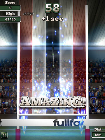 Flick Nations Rugby screenshot 10