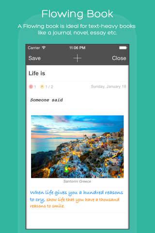 EBook Maker - EPUB, PDF Creator - náhled