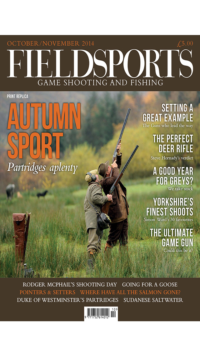 Fieldsports Magazine screenshot 1