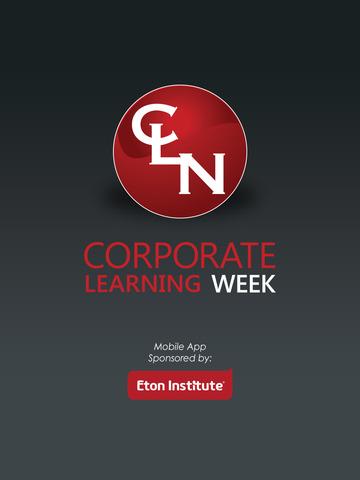 Corporate Learning Week screenshot 3