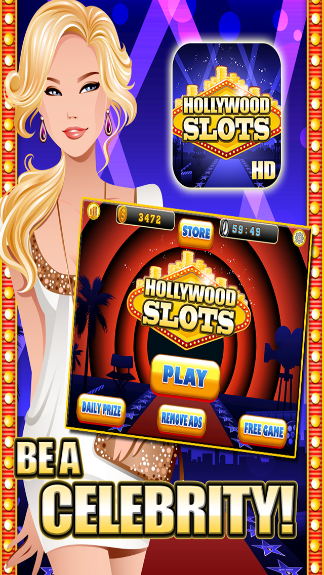 *777* Slots - Aces Hollywood Casino Free Slot Machine Games screenshot 1