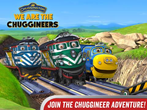 Chuggington ~ We are the Chuggineers screenshot 6