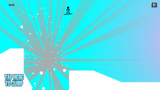 Absolute eXtreme Stickman Snowboarding - Wild & Crazy Stunts Snow Boarder Edition screenshot 1