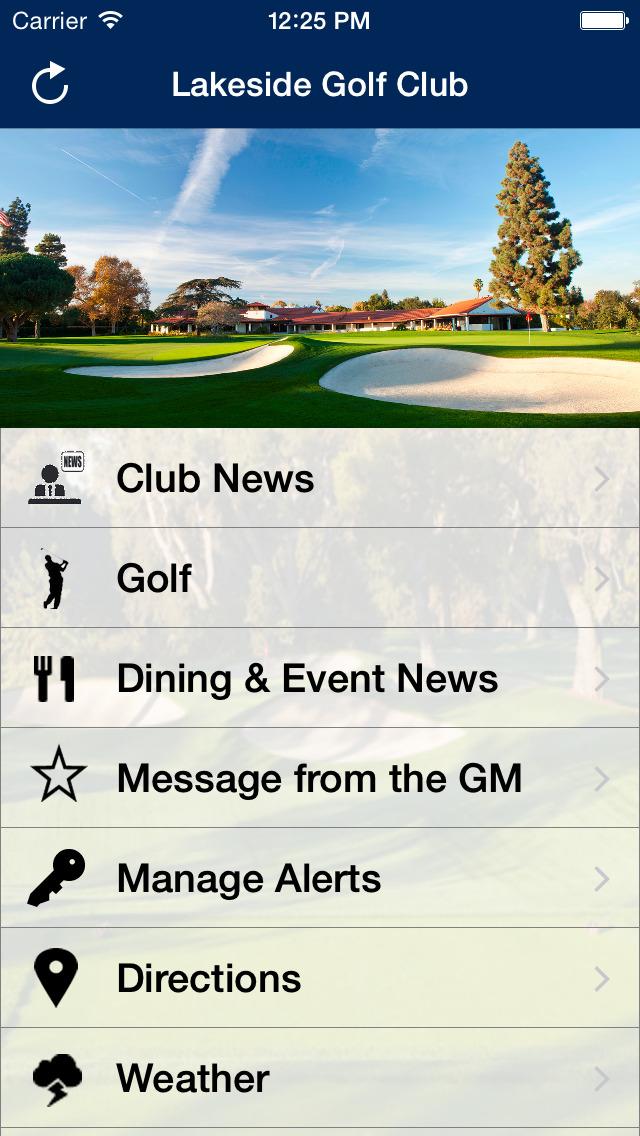 Lakeside Golf Club, CA screenshot 2