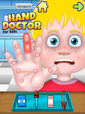 Hand Doctor For Kid screenshot 6