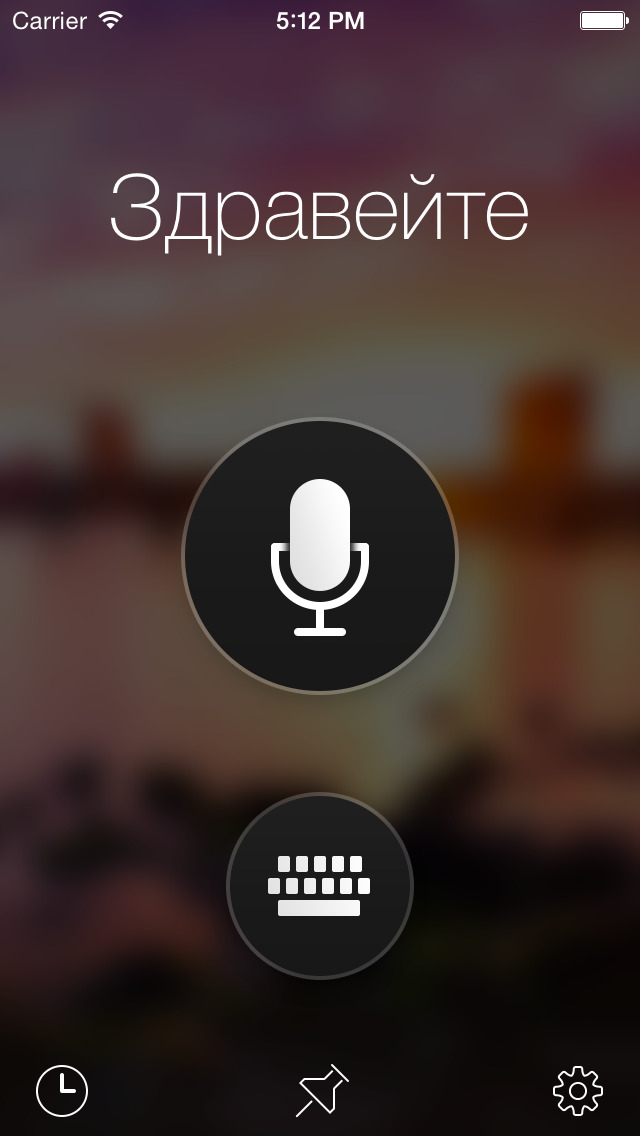 Microsoft Translator screenshot 1