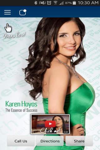 Karen Hoyos International - náhled