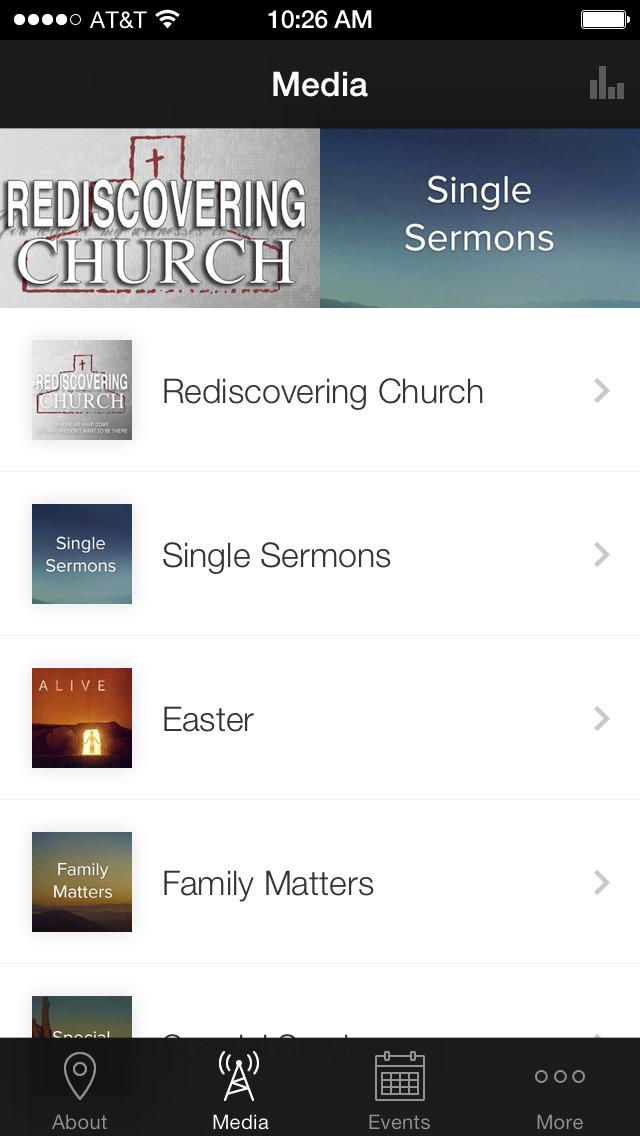 East Side Baptist Church screenshot 1