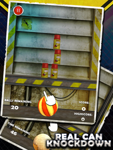 Real Can Knockdown screenshot 10