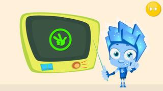 Тройки - Фиксики и Фиксиклуб screenshot 3