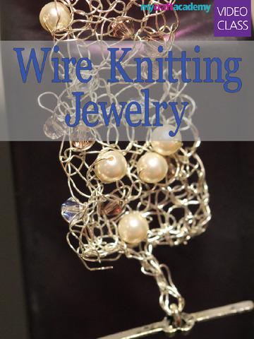Wire Knitting Jewelry screenshot 6