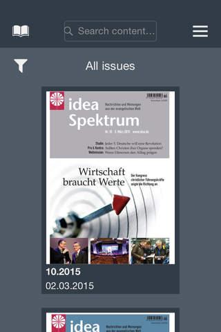 ideaSpektrum - náhled