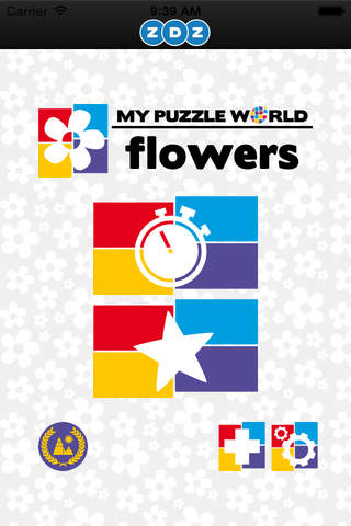 Flowers Puzzle – MPW - náhled