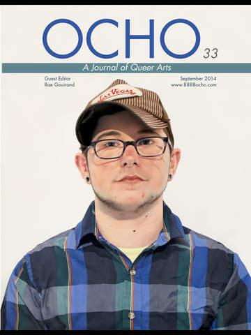 OCHO Magazine screenshot 6