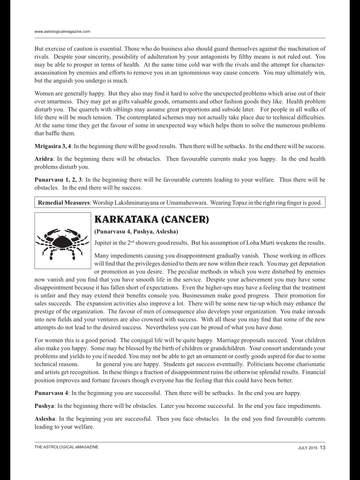 The Astrological eMagazine screenshot 8