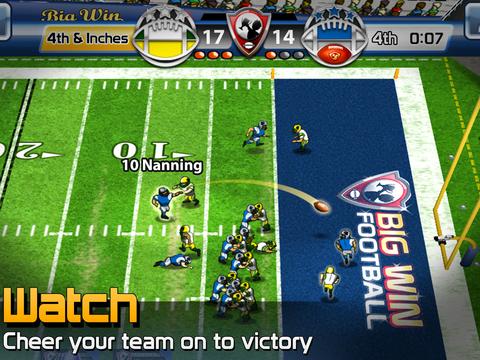 BIG WIN Football screenshot #2