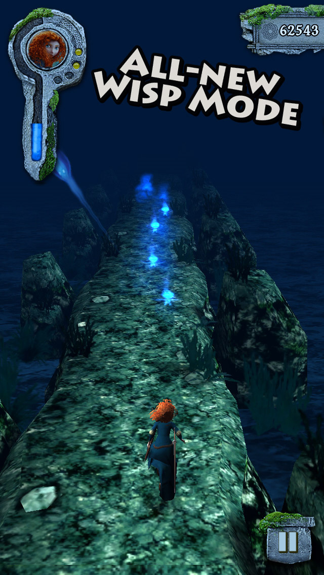 Temple Run: Brave screenshot 5