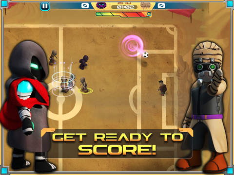 Luna League Soccer screenshot 7
