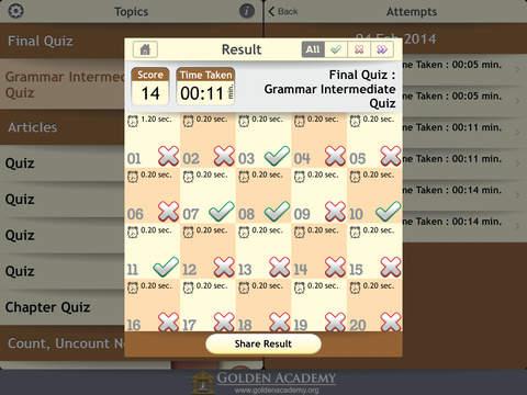 Grammar Expert : English Grammar Intermediate screenshot 8