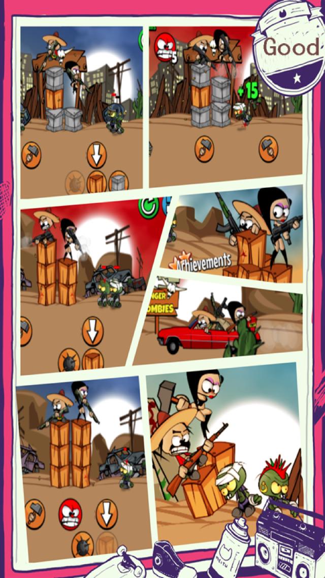 Zombies Fight screenshot 3