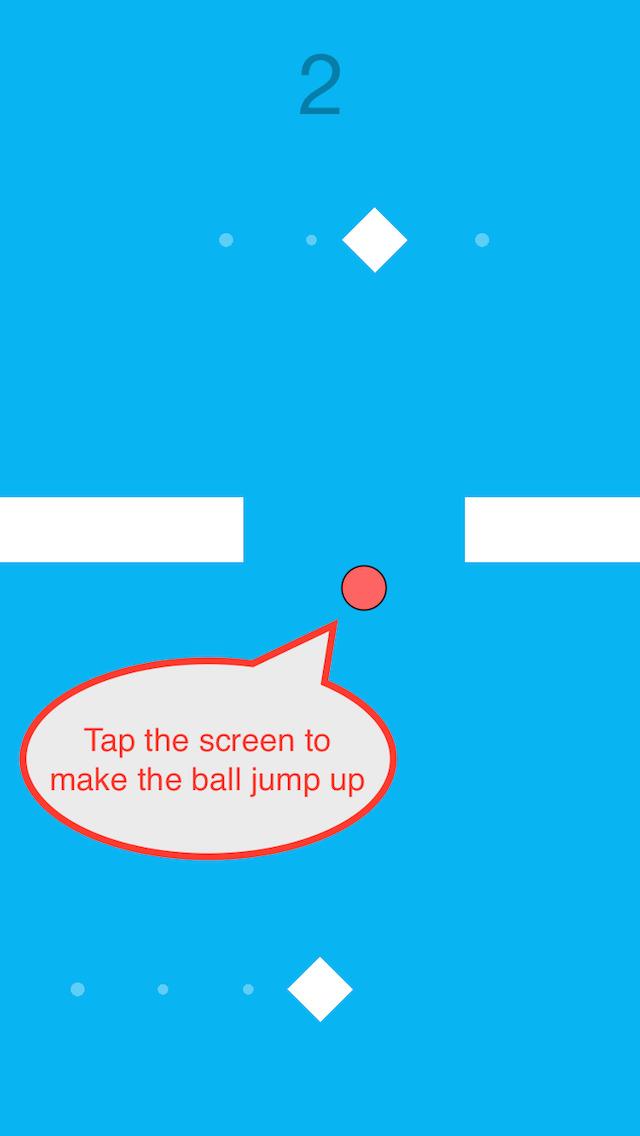 Hurry Ball screenshot 1