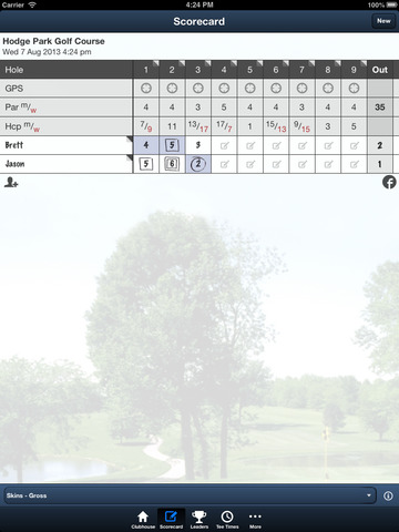 Hodge Park Golf Course screenshot 9