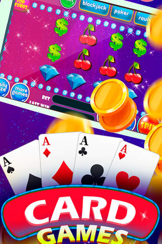 Diamond Slots Casino Blitz - Vegas 777 jewel dash  - náhled