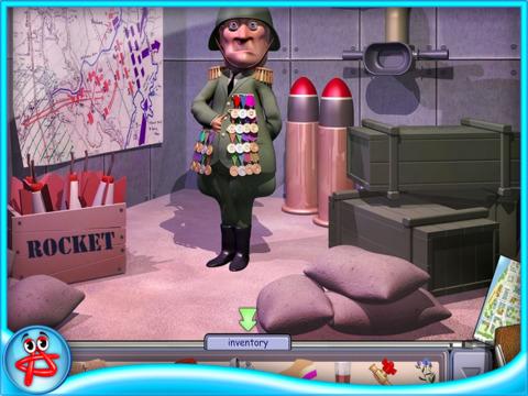 City of Fools: Hidden Objects Adventure screenshot 9