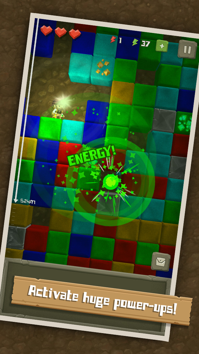 Puzzle to the Center of Earth screenshot 4