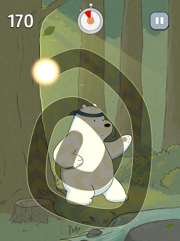Free Fur All – We Bare Bears Minigame Collection screenshot 9