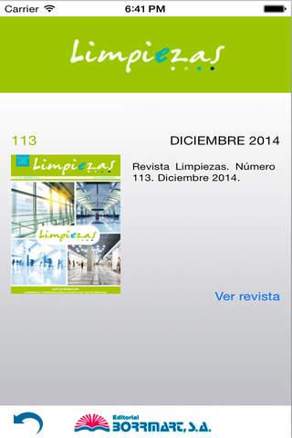 Revista Limpiezas - náhled
