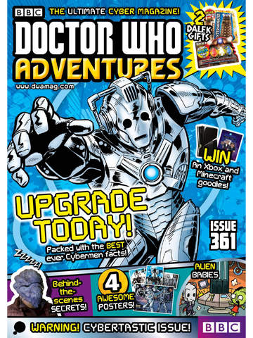 BBC Doctor Who Adventures magazine – for children who love everything about Doctor Who screenshot 6