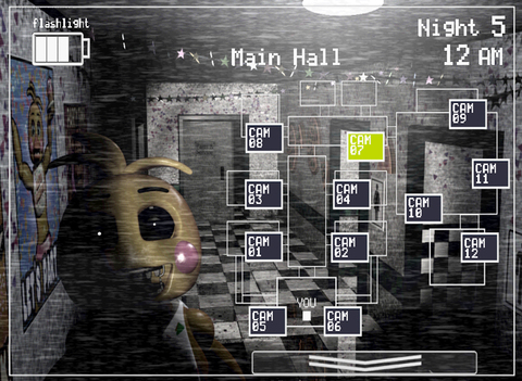 Five Nights at Freddy's 2 screenshot 6