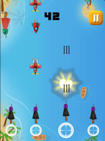 Wizard Warrior Shooting Battle - cool enemy hunting arcade game screenshot 4