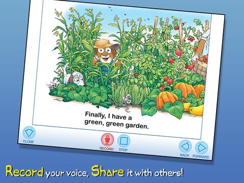 A Green, Green Garden - Little Critter screenshot 8