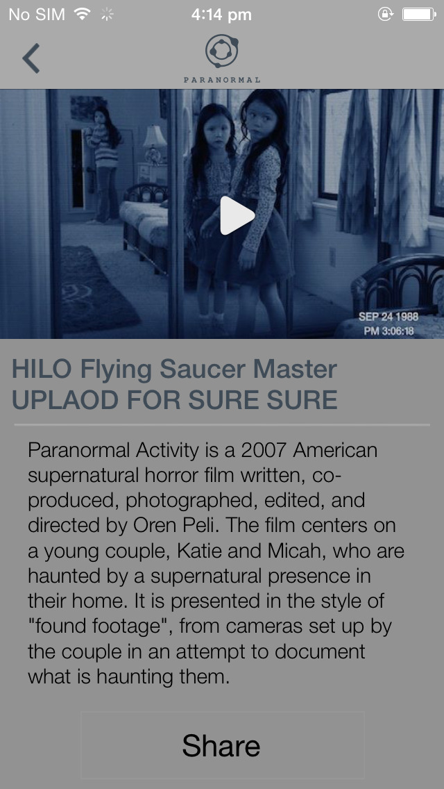 Paranormal -- Chilling Evidence screenshot 2